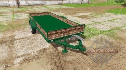 Tractor trailer для Farming Simulator 2017