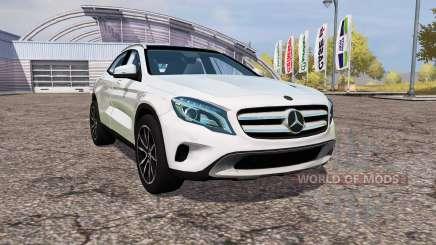 Mercedes-Benz GLA 220 CDI (X156) для Farming Simulator 2013