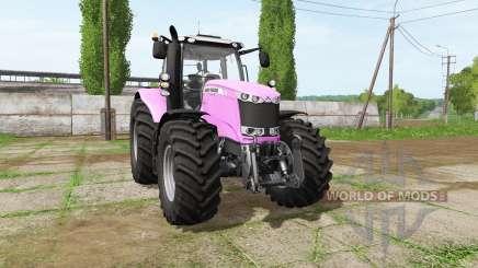 Massey Ferguson 7719 pink для Farming Simulator 2017