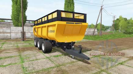 La Littorale C 390 для Farming Simulator 2017
