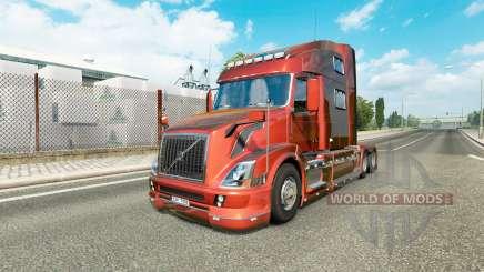Volvo VNL 780 v4.2 для Euro Truck Simulator 2