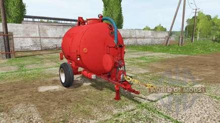 Meprozet Koscian PN 20 для Farming Simulator 2017