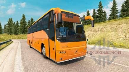 Volvo B12B v2.5 для Euro Truck Simulator 2