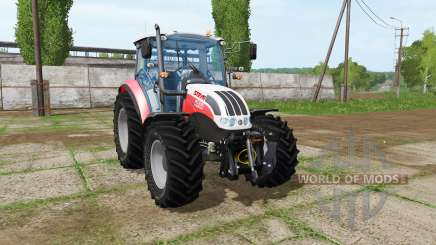 Steyr Kompakt 4095 для Farming Simulator 2017
