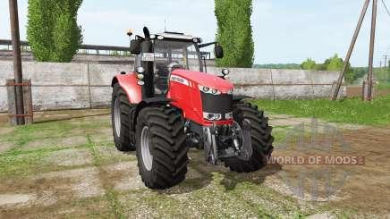 Massey Ferguson 7720 для Farming Simulator 2017