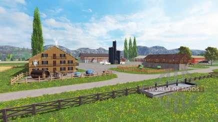 District of Breisgau v1.4 для Farming Simulator 2015