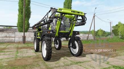 McLoude slurry sprayer для Farming Simulator 2017