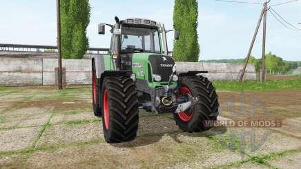 Fendt 820 Vario TMS v1.2 для Farming Simulator 2017