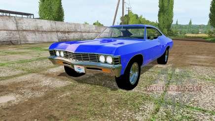 Chevrolet Impala SS 427 1967 для Farming Simulator 2017