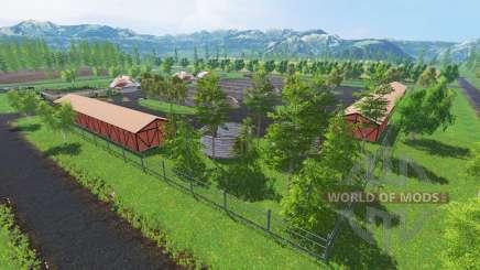 Extreme agriculture v1.1 для Farming Simulator 2015