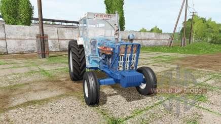 Ford 7000 rusty для Farming Simulator 2017