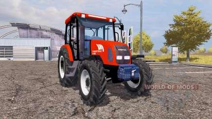 Farmtrac 80 v2.0 для Farming Simulator 2013
