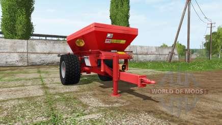 BREDAL K40 для Farming Simulator 2017