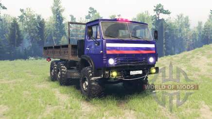 КамАЗ 53212 v8.1 для Spin Tires