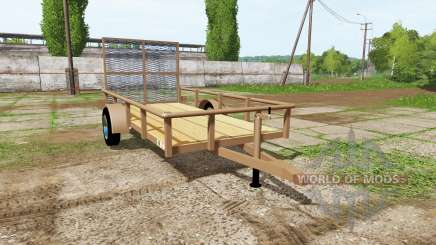 Trailer для Farming Simulator 2017