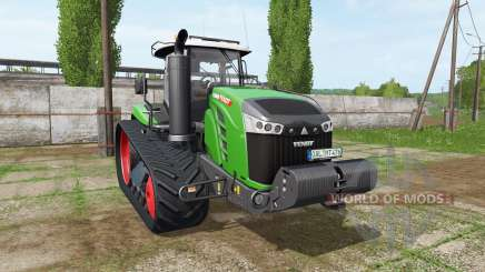 Fendt 1165MT для Farming Simulator 2017