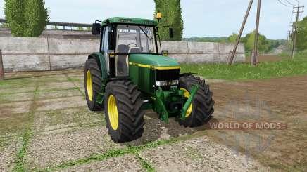 John Deere 6910 для Farming Simulator 2017