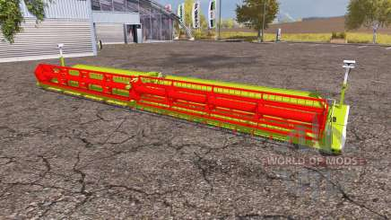 CLAAS Vario 1200 v2.5 для Farming Simulator 2013