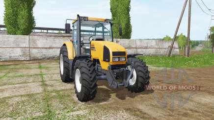 Renault Ares 550 RZ v1.1 для Farming Simulator 2017
