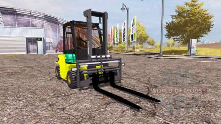 Komatsu DX для Farming Simulator 2013