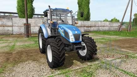 New Holland T4.75 для Farming Simulator 2017