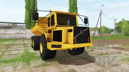 Volvo BM A25 для Farming Simulator 2017