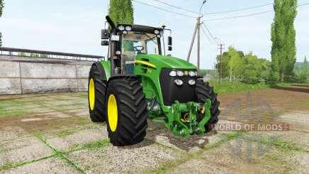 John Deere 7830 v1.1 для Farming Simulator 2017