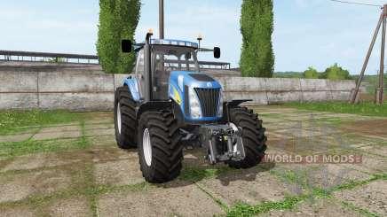 New Holland TG255 для Farming Simulator 2017