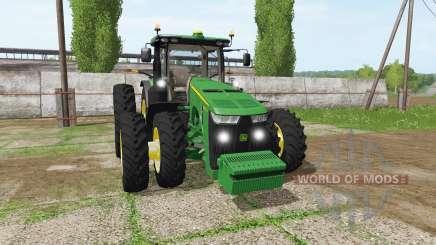 John Deere 8295R v1.0.1 для Farming Simulator 2017