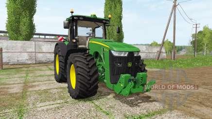 John Deere 8270R для Farming Simulator 2017