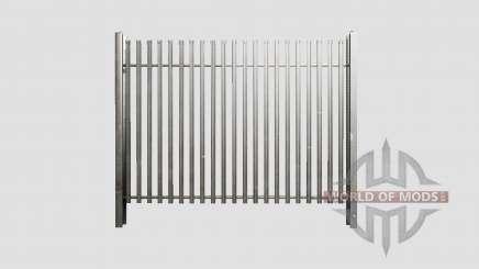 Industrial fences для Farming Simulator 2015