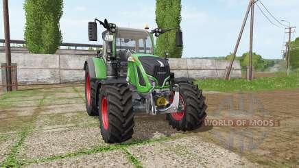 Fendt 516 Vario SCR для Farming Simulator 2017