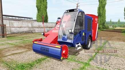 SILOKING SelfLine Compact 1612 extraordinaire для Farming Simulator 2017