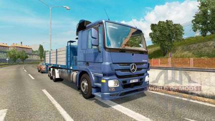 Truck traffic pack v2.3.1 для Euro Truck Simulator 2