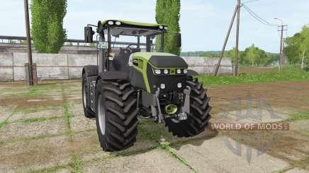 JCB Fastrac 4220 для Farming Simulator 2017
