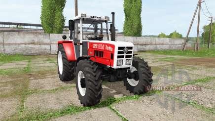 Steyr 8130A Turbo SK2 v2.0 для Farming Simulator 2017