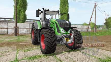 Fendt 936 Vario ProfiPlus для Farming Simulator 2017