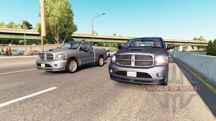 AI traffic v2.7 для American Truck Simulator