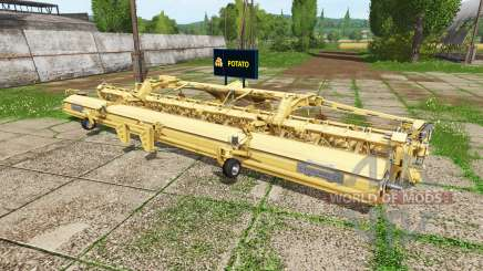 HOLMER HR 20 v1.1 для Farming Simulator 2017