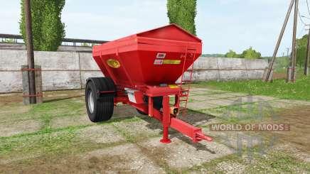 BREDAL K105 v1.0.3 для Farming Simulator 2017