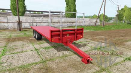 Marshall BC-25 для Farming Simulator 2017