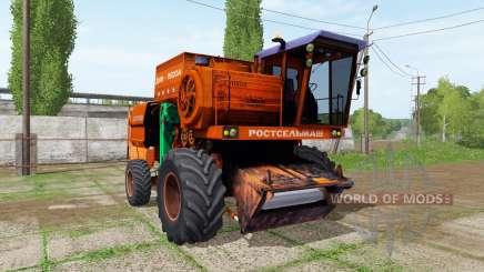 Дон 1500А v2.3 для Farming Simulator 2017