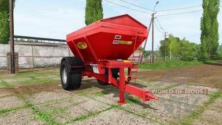 BREDAL K105 для Farming Simulator 2017