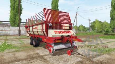 Krone Turbo 3500 для Farming Simulator 2017
