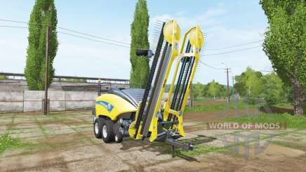 New Holland BigBaler 1290 Nadal R90 v1.2 для Farming Simulator 2017