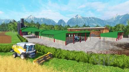 Low Laithe v0.91 для Farming Simulator 2015