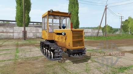 ДТ 75МЛ для Farming Simulator 2017
