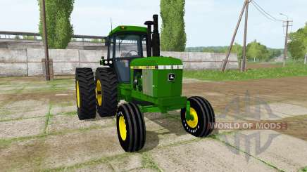 John Deere 4050 для Farming Simulator 2017