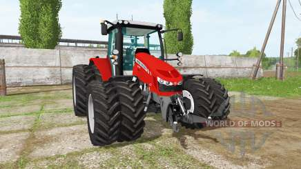 Massey Ferguson 5712 для Farming Simulator 2017