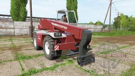 Manitou MRT 1542 для Farming Simulator 2017